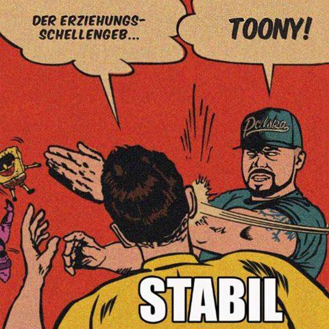 TOONY – STABIL