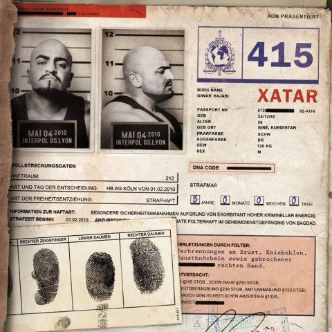 XATAR – 415