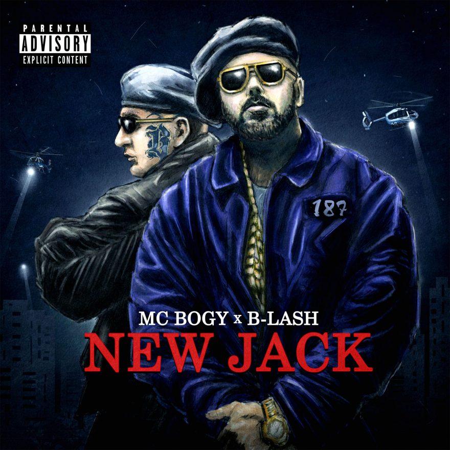 MC BOGY & B-LASH – NEW JACK